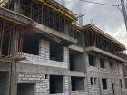 Жилой дом: площадь Минина и Пожарского, у дома №4 - ход строительства, фото 35, Ноябрь 2018