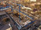 ЖК Клубный дом на Мечникова - ход строительства, фото 21, Март 2021