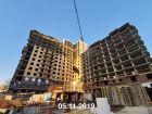 Ход строительства дома Литер 2 в ЖК Династия - фото 26, Ноябрь 2019