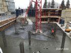 Ход строительства дома на Минина, 6 в ЖК Георгиевский - фото 25, Декабрь 2020