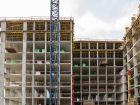 Комплекс апартаментов KM TOWER PLAZA - ход строительства, фото 47, Апрель 2020