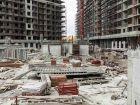 Ход строительства дома Литер 1 в ЖК Первый - фото 37, Март 2019